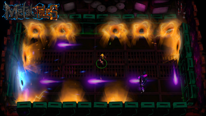 Screenshot 11 - Metal Tales: Fury of the Guitar Gods
