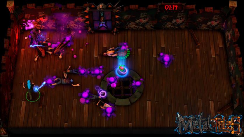 Screenshot 9 - Metal Tales: Fury of the Guitar Gods