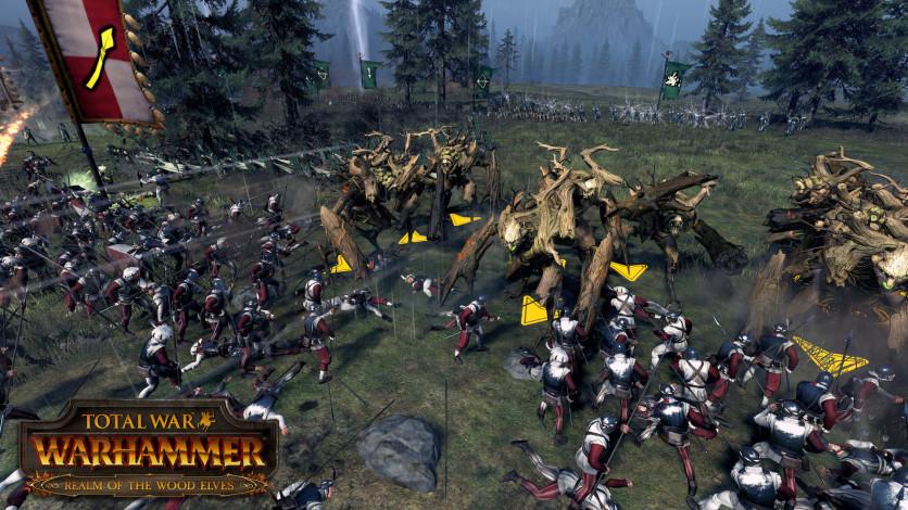 Screenshot 8 - Total War: WARHAMMER - Realm of The Wood Elves