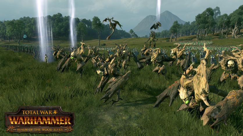 Screenshot 7 - Total War: WARHAMMER - Realm of The Wood Elves