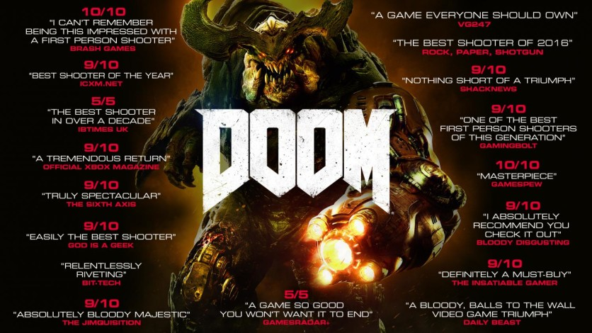 Screenshot 16 - DOOM: Season Pass