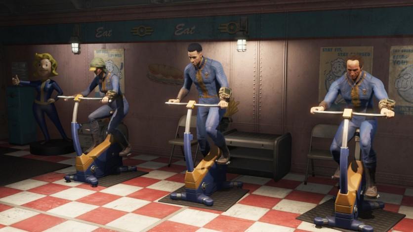 Screenshot 2 - Fallout 4 - Vault-Tec Workshop