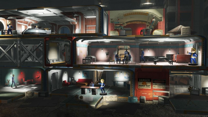 Screenshot 1 - Fallout 4 - Vault-Tec Workshop