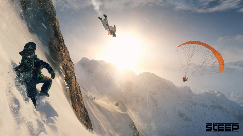 Screenshot 8 - Steep