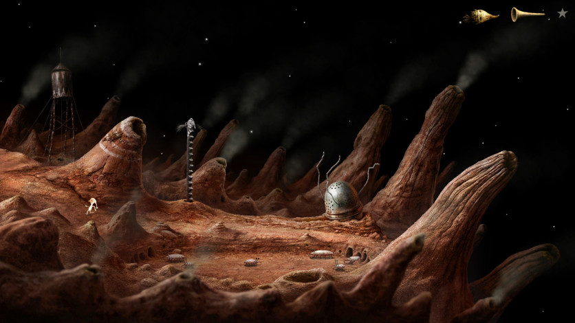 Screenshot 11 - Samorost 3