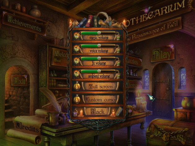 Screenshot 8 - Apothecarium: The Renaissance of Evil - Premium Edition