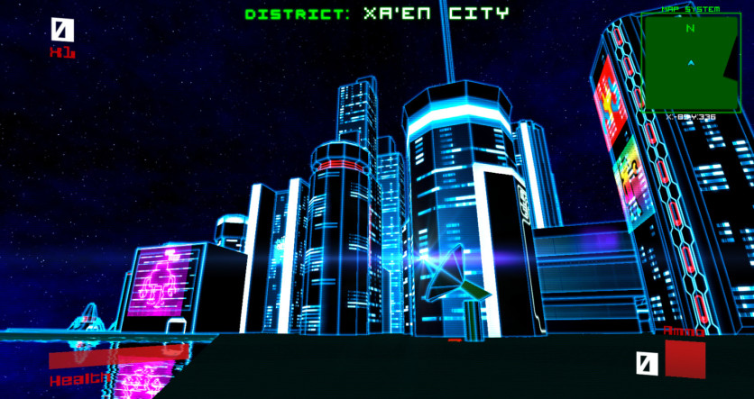 Screenshot 10 - Vektor Wars