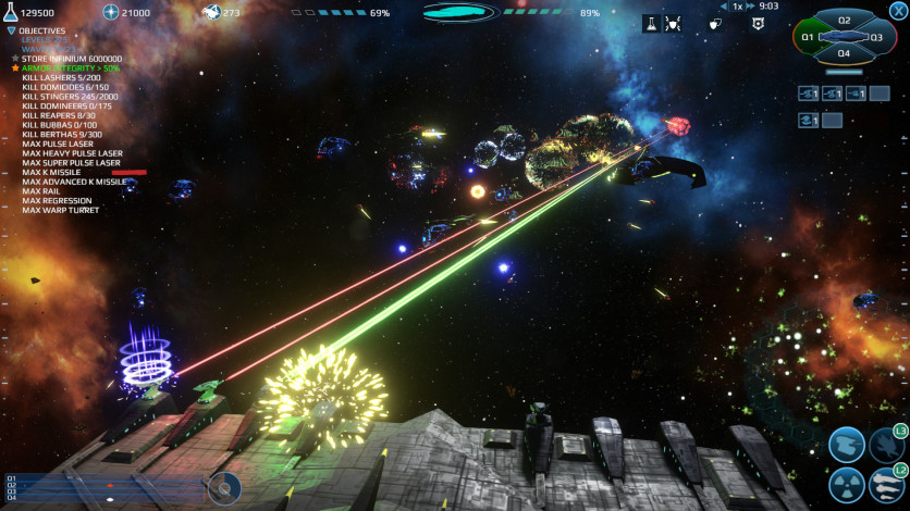 Screenshot 8 - Infinium Strike