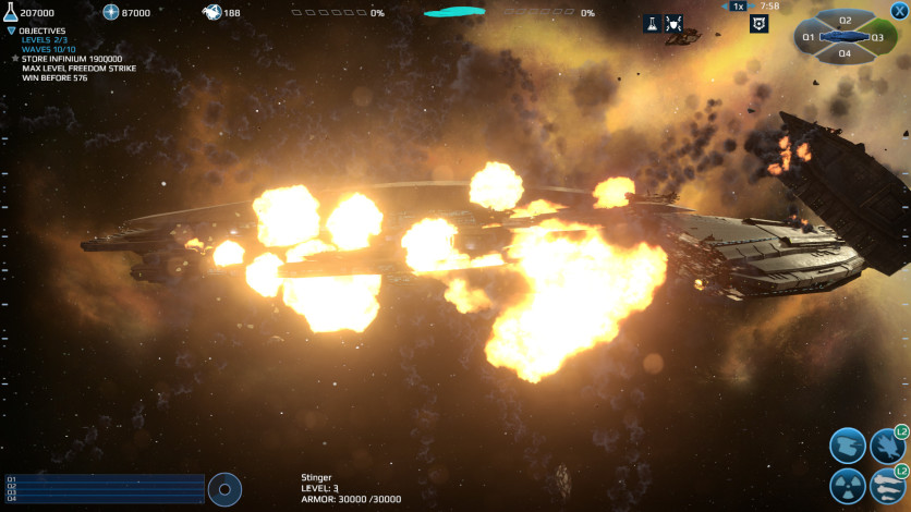 Screenshot 4 - Infinium Strike