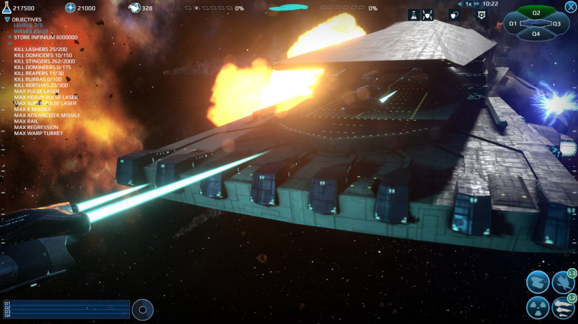 Screenshot 7 - Infinium Strike