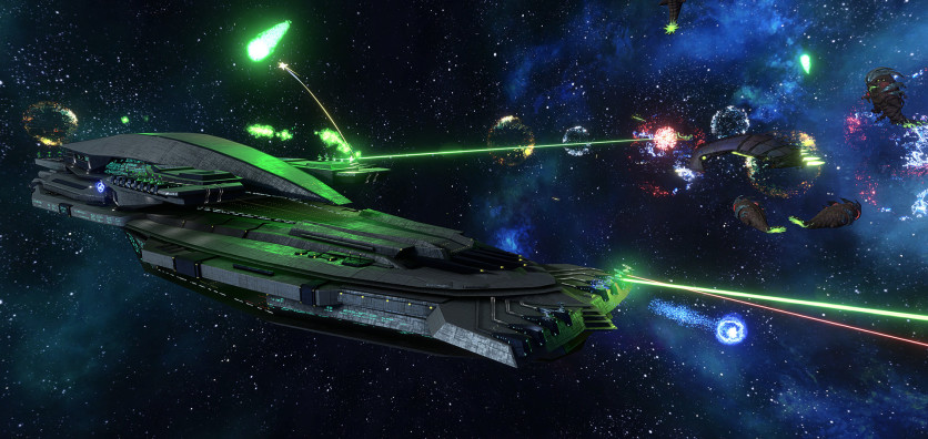Screenshot 2 - Infinium Strike