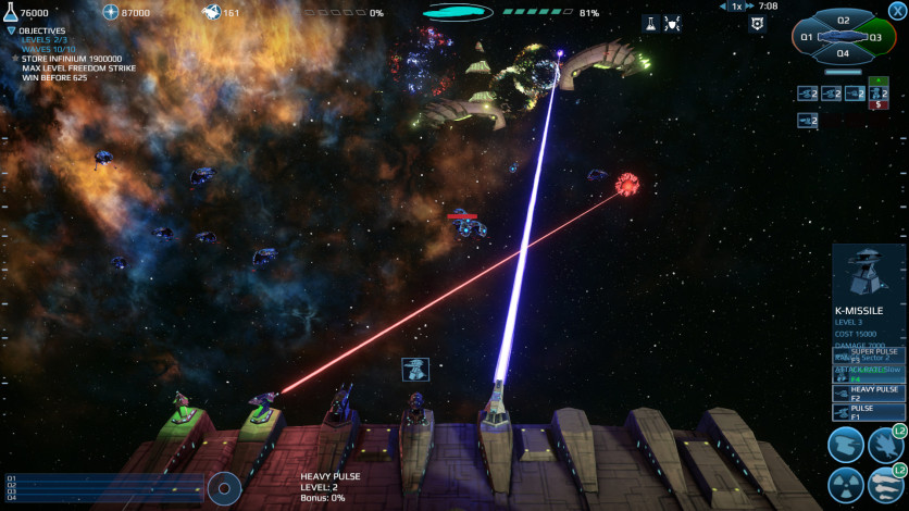 Screenshot 5 - Infinium Strike
