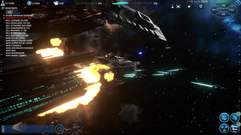 Screenshot 3 - Infinium Strike