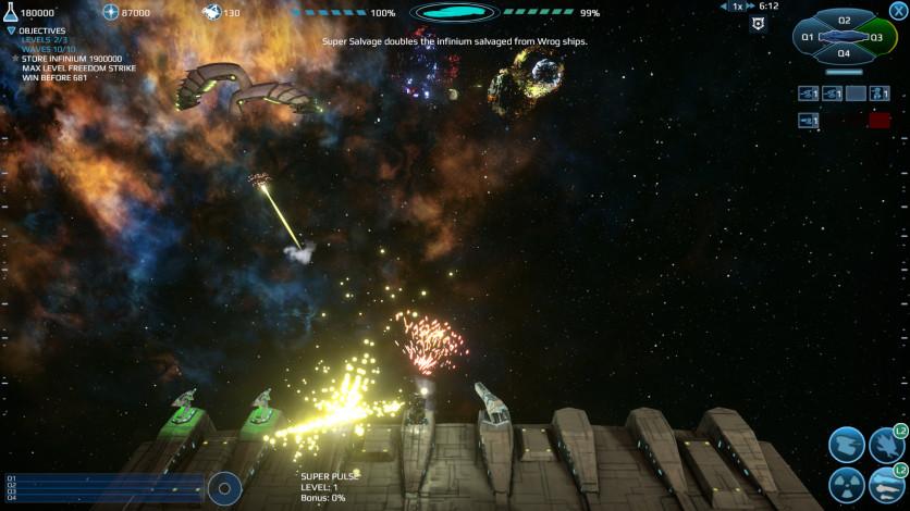 Screenshot 6 - Infinium Strike