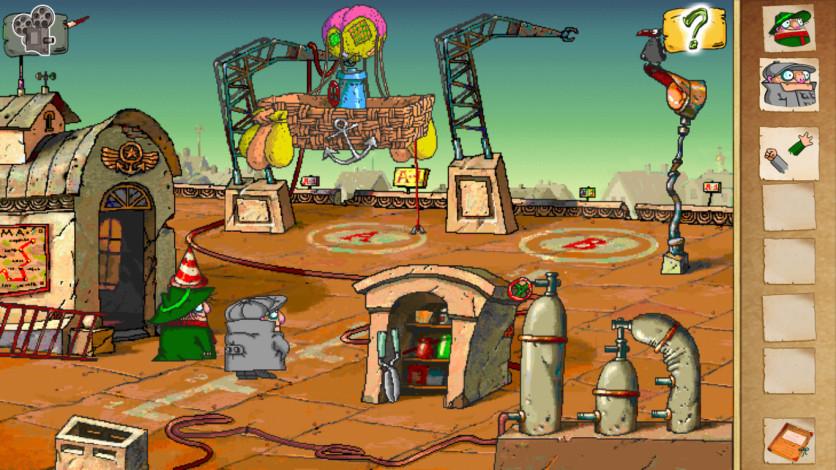 Screenshot 3 - Pilot Brothers