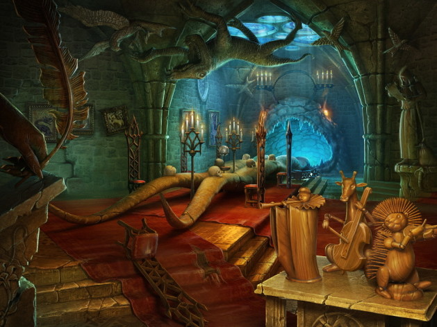 Screenshot 4 - Sister's Secrecy - Arcanum Bloodline - Premium Edition