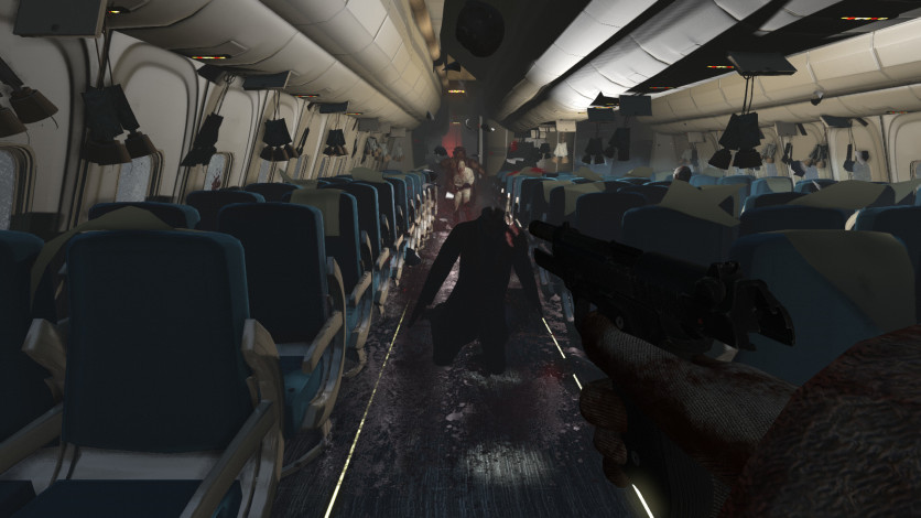 Screenshot 7 - Zombies on A Plane