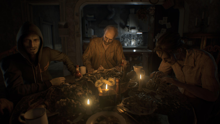 Screenshot 2 - Resident Evil 7 biohazard