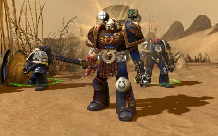 Screenshot 8 - Warhammer 40.000: Dawn of War - Franchise Pack