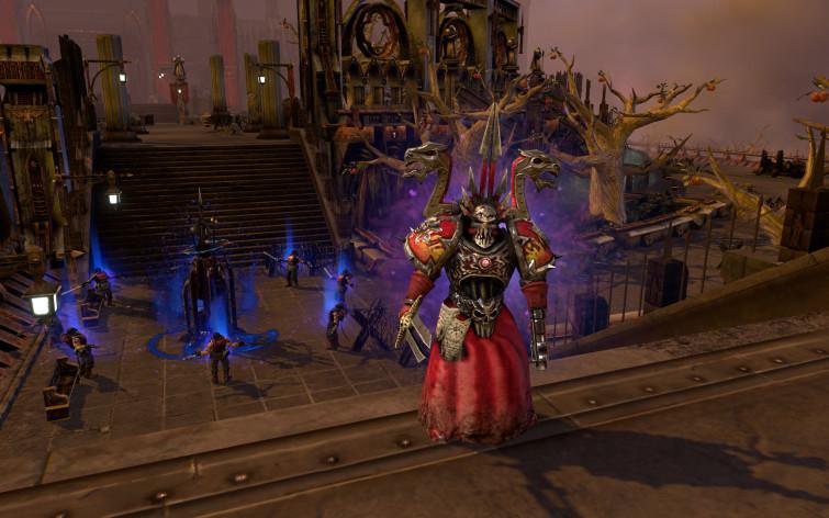 Screenshot 11 - Warhammer 40.000: Dawn of War - Franchise Pack