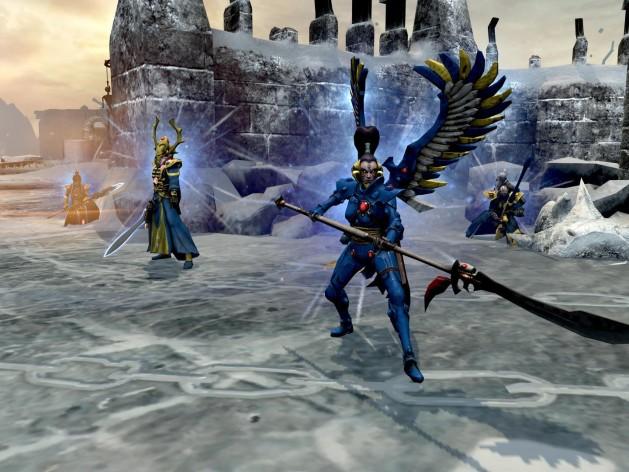 Screenshot 5 - Warhammer 40.000: Dawn of War - Franchise Pack
