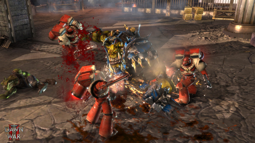 Screenshot 16 - Warhammer 40.000: Dawn of War - Franchise Pack
