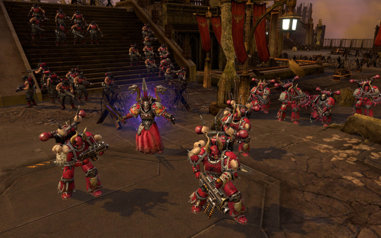 Screenshot 10 - Warhammer 40.000: Dawn of War - Franchise Pack