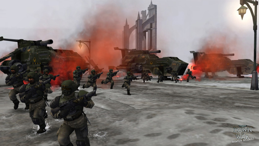 Screenshot 15 - Warhammer 40.000: Dawn of War - Franchise Pack