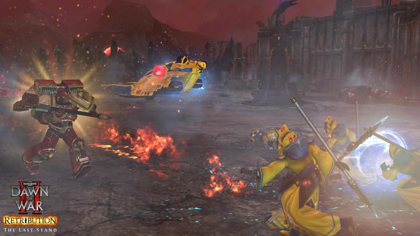 Screenshot 2 - Warhammer 40.000: Dawn of War - Franchise Pack