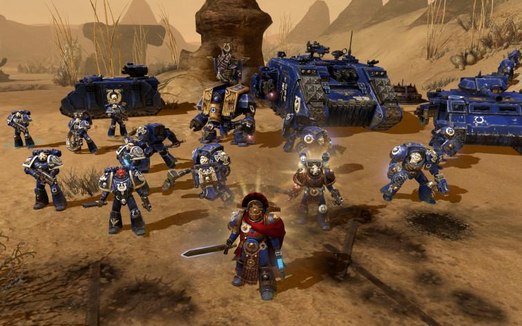 Screenshot 9 - Warhammer 40.000: Dawn of War - Franchise Pack