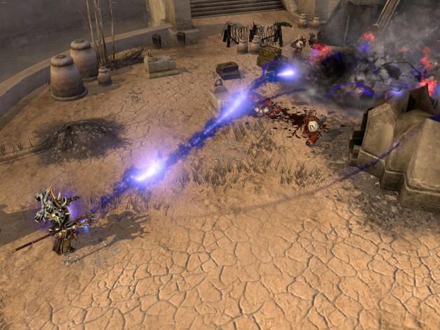 Screenshot 3 - Warhammer 40.000: Dawn of War - Franchise Pack