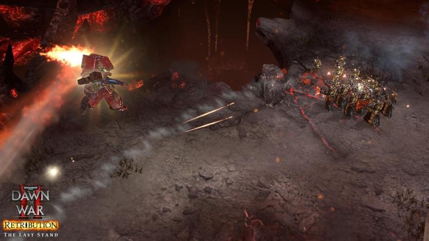 Screenshot 1 - Warhammer 40.000: Dawn of War - Franchise Pack