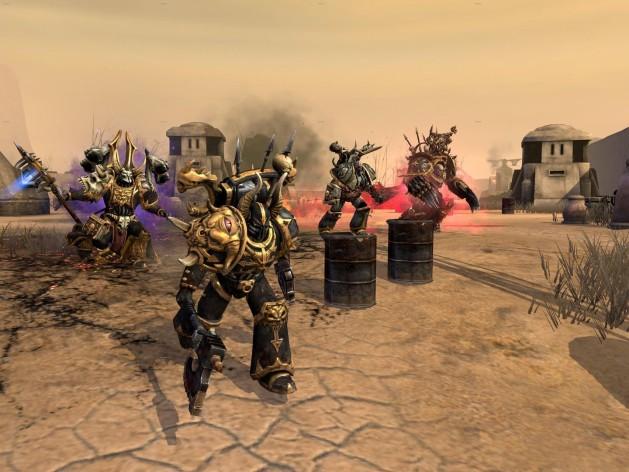 Screenshot 4 - Warhammer 40.000: Dawn of War - Franchise Pack