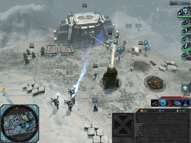 Screenshot 6 - Warhammer 40.000: Dawn of War - Franchise Pack