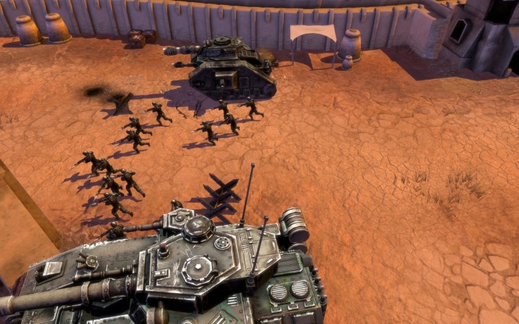 Screenshot 7 - Warhammer 40.000: Dawn of War - Franchise Pack