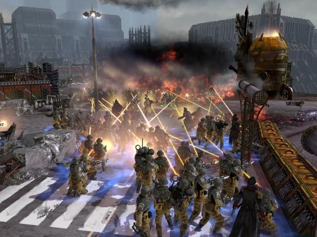 Screenshot 18 - Warhammer 40.000: Dawn of War - Franchise Pack