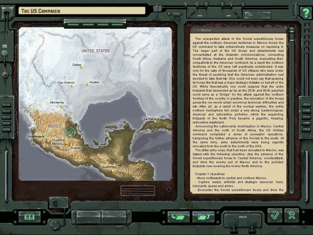 Screenshot 2 - Cuban Missile Crisis: Ice Crusade
