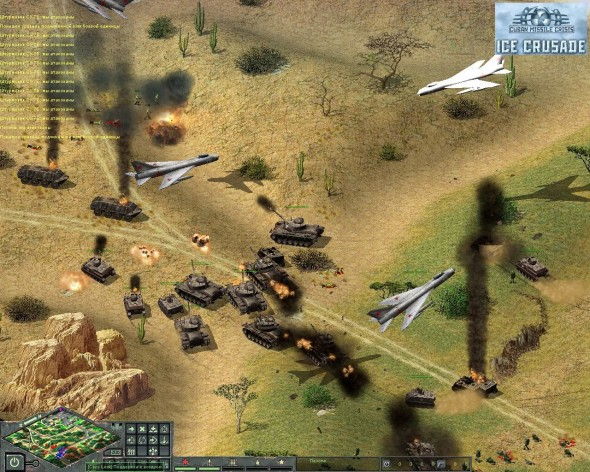 Screenshot 3 - Cuban Missile Crisis: Ice Crusade