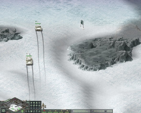 Screenshot 7 - Cuban Missile Crisis: Ice Crusade