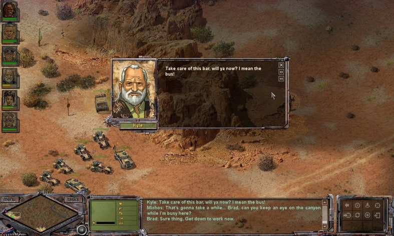 Screenshot 7 - Desert Law