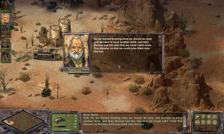 Screenshot 5 - Desert Law