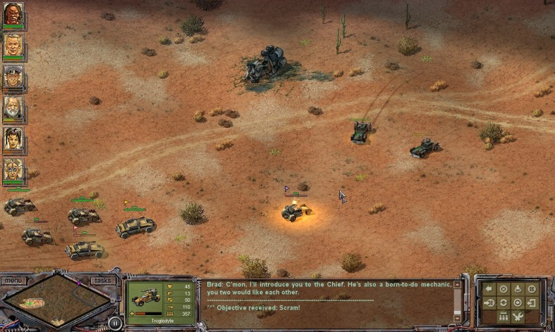 Screenshot 6 - Desert Law