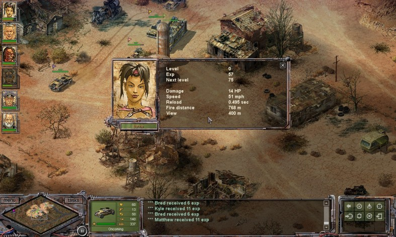 Screenshot 3 - Desert Law