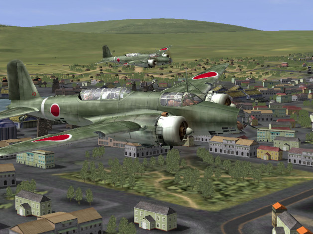 Screenshot 4 - IL-2 Sturmovik: 1946