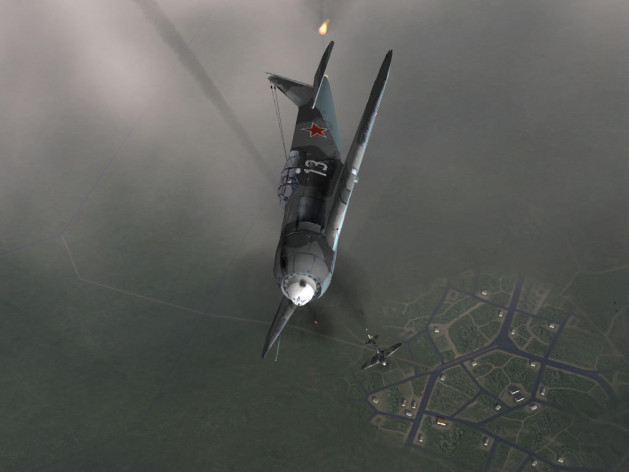 Screenshot 3 - IL-2 Sturmovik: 1946