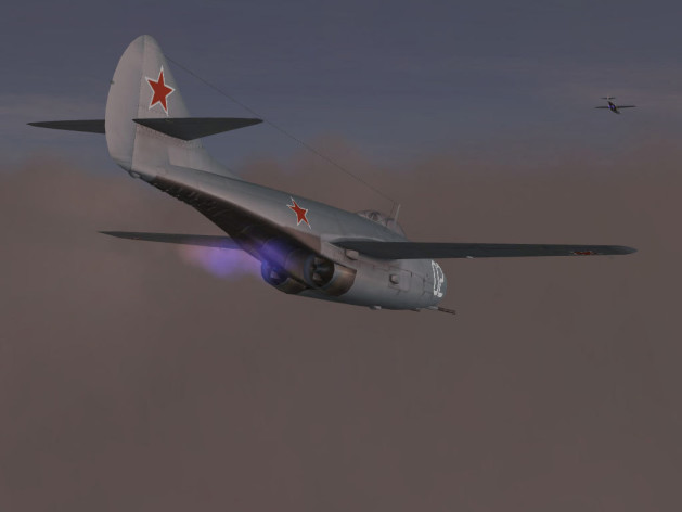 Screenshot 2 - IL-2 Sturmovik: 1946