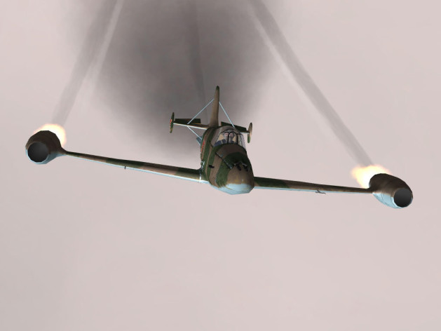 Screenshot 12 - IL-2 Sturmovik: 1946