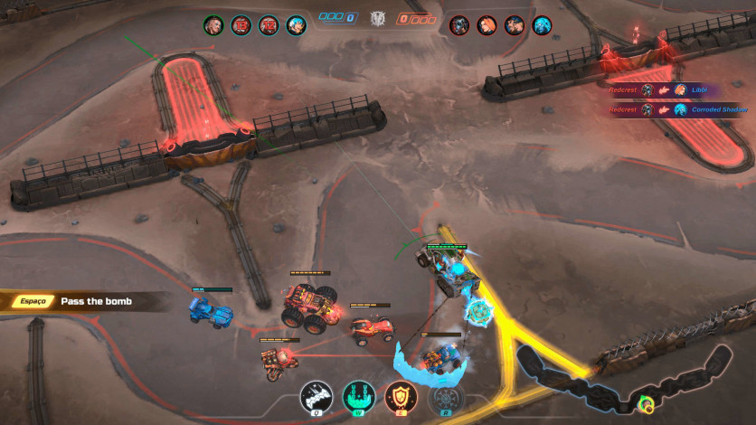 Screenshot 11 - Heavy Metal Machines