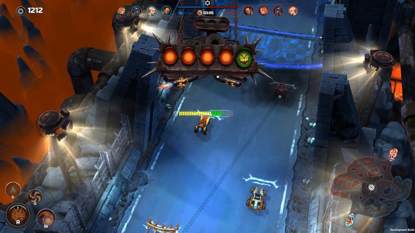 Screenshot 6 - Heavy Metal Machines