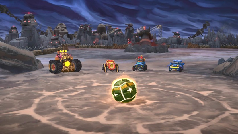 Screenshot 5 - Heavy Metal Machines
